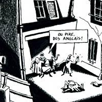 Double assassinat dans la rue morgue Akileos, Strip 4c