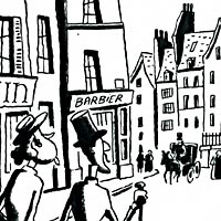 Double assassinat dans la rue morgue, Strip 28a