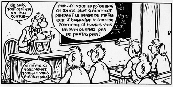 Frank Margerin -l'éducation nationale	,